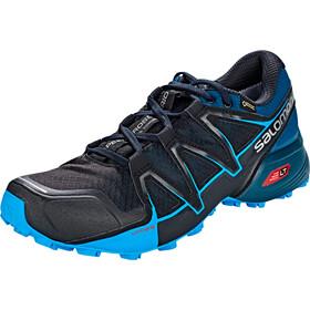 Salomon Speedcross Vario 2 GTX Shoes Herr black/reflecting pond/hawaiian surf